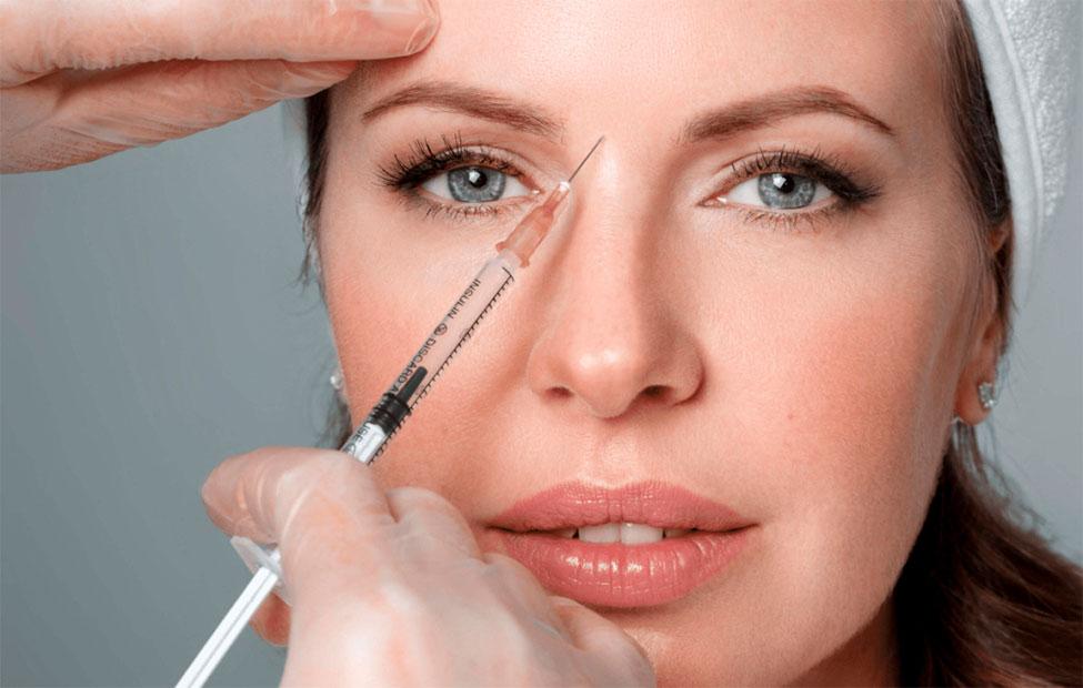 Процедура для глаз сорректировать мимические морщины